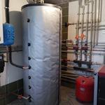 Монтаж отопления, водоснабжения.