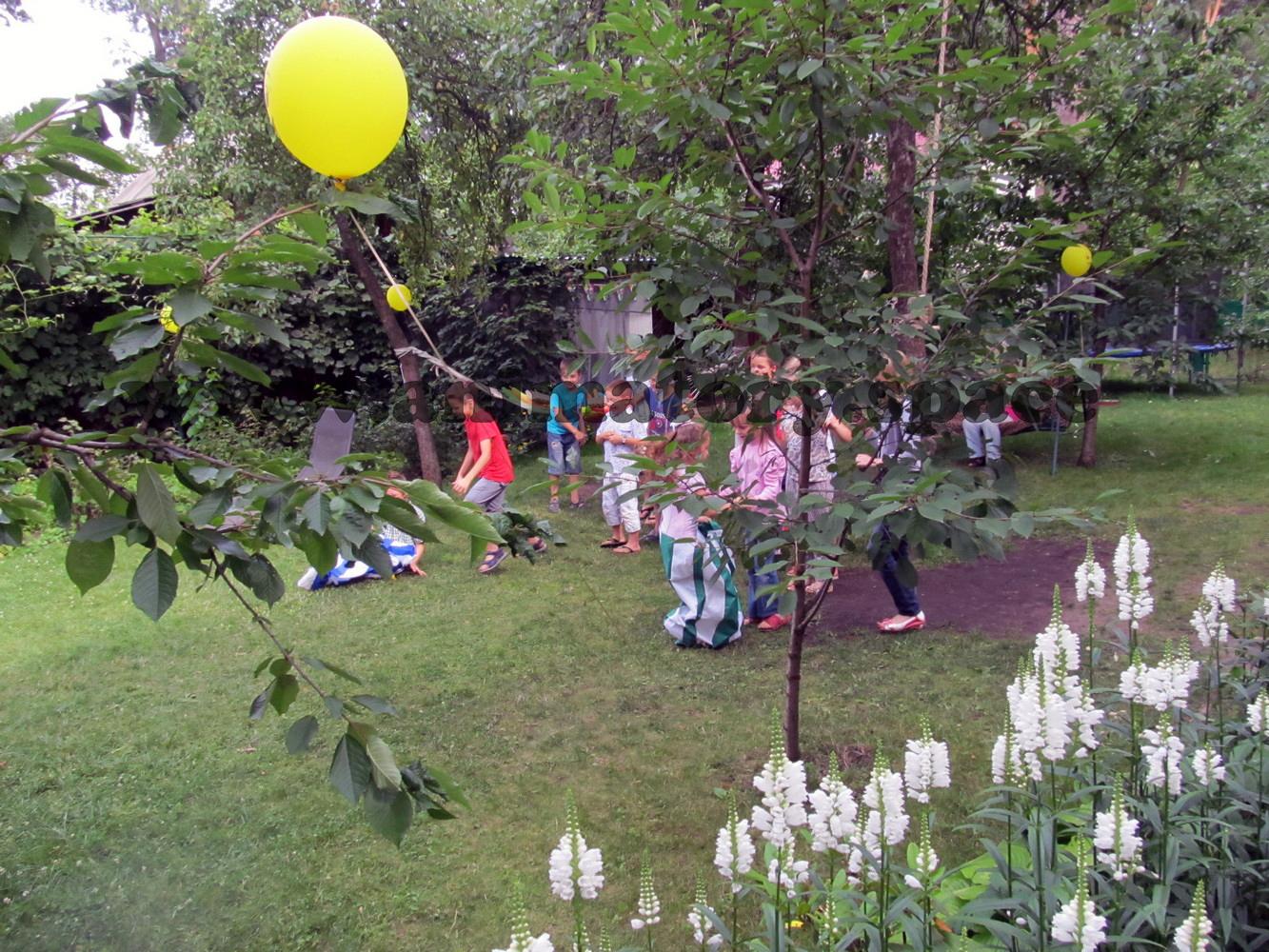 Фото Организация детского дня рождения 2