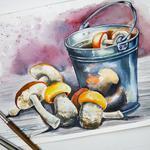 Food sketh, фуд скетчинг, ілюстрація їжі