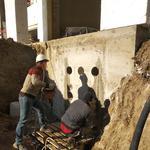 Резка и сверление отверстий алмазными коронками любых диаметров; Также демонтаж перегородок,( бетон- кирпич)и другое.