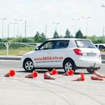 Професійний курс водіння в автошколі REGA (автоінструктор)