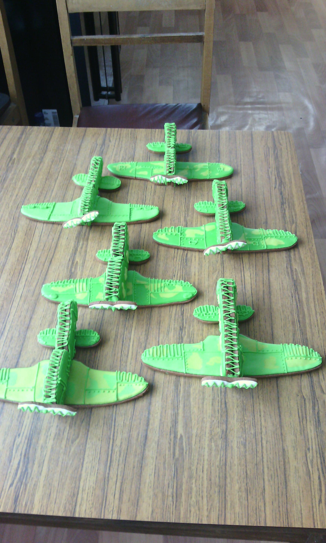 Фото 3-Д самолеты 2