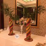 Фруктовая пальма на любой вид праздника под заказ