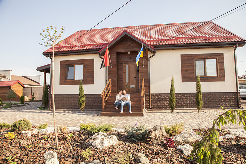 Фото Канадский дом из сип панелей под ключ в Украине! 5