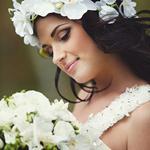 Свадебный образ для невест (макияж+ прическа)