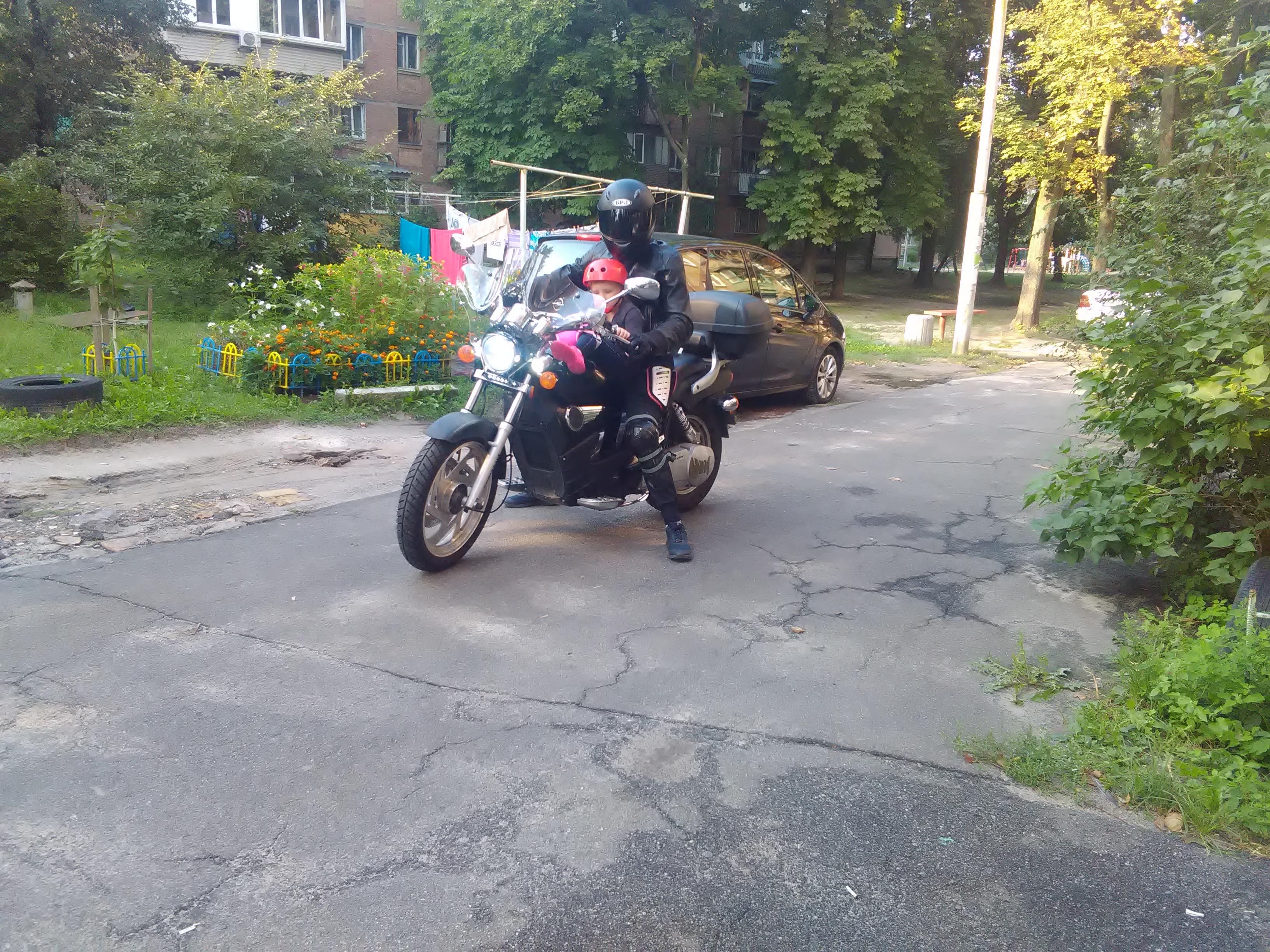 Фото Уроки вождения и управления мотоцикла,скутера 3