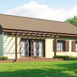 Строительство домов из СИП-панелей.