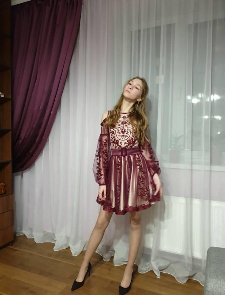 Фото Подбор модели платья. Вшивка на фатине, пошив.