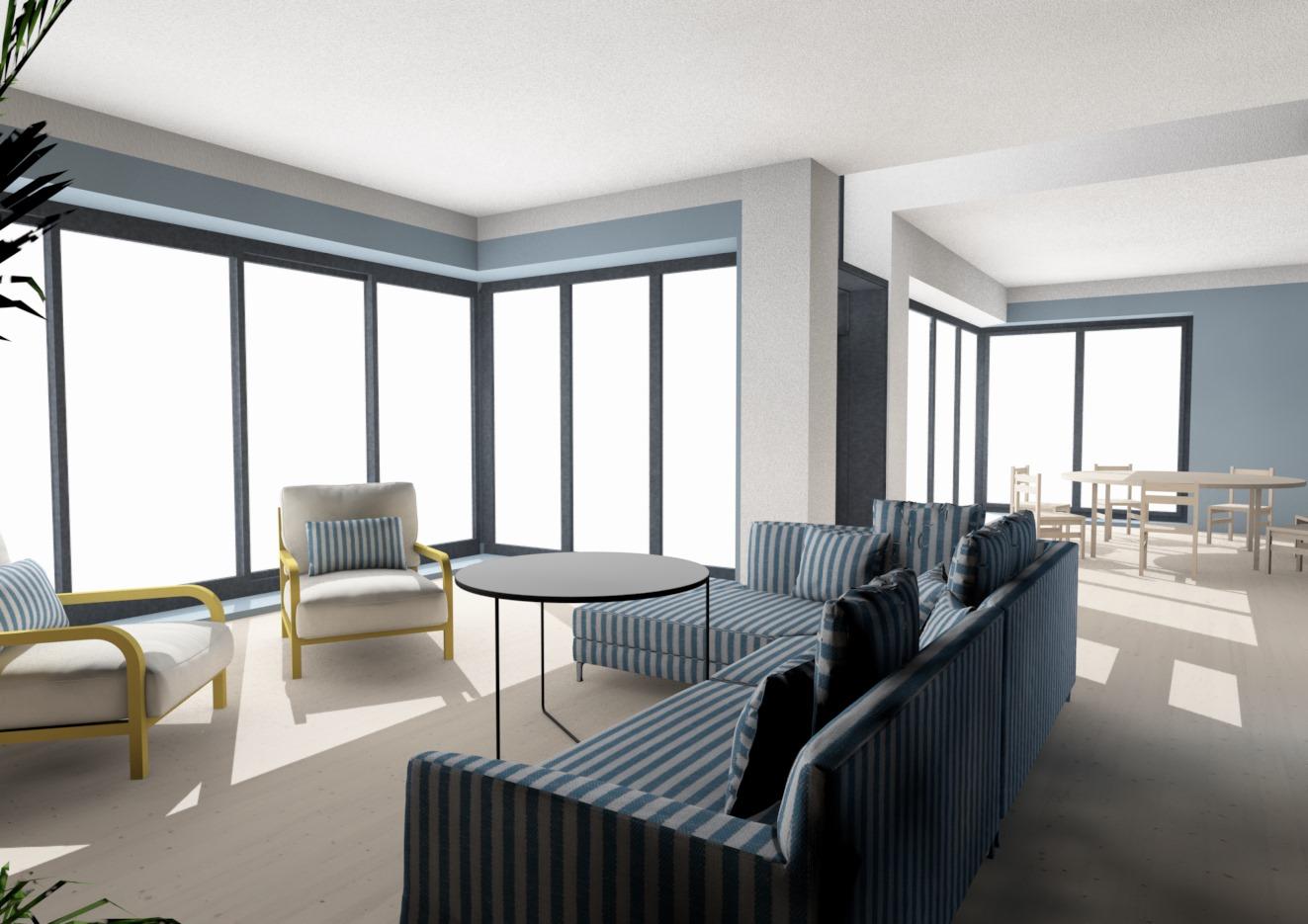 Фото Дизайн интерьера гостинной( частный загородный дом)