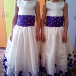Индивидуальный пошив детских платьев (возможно удаленно)