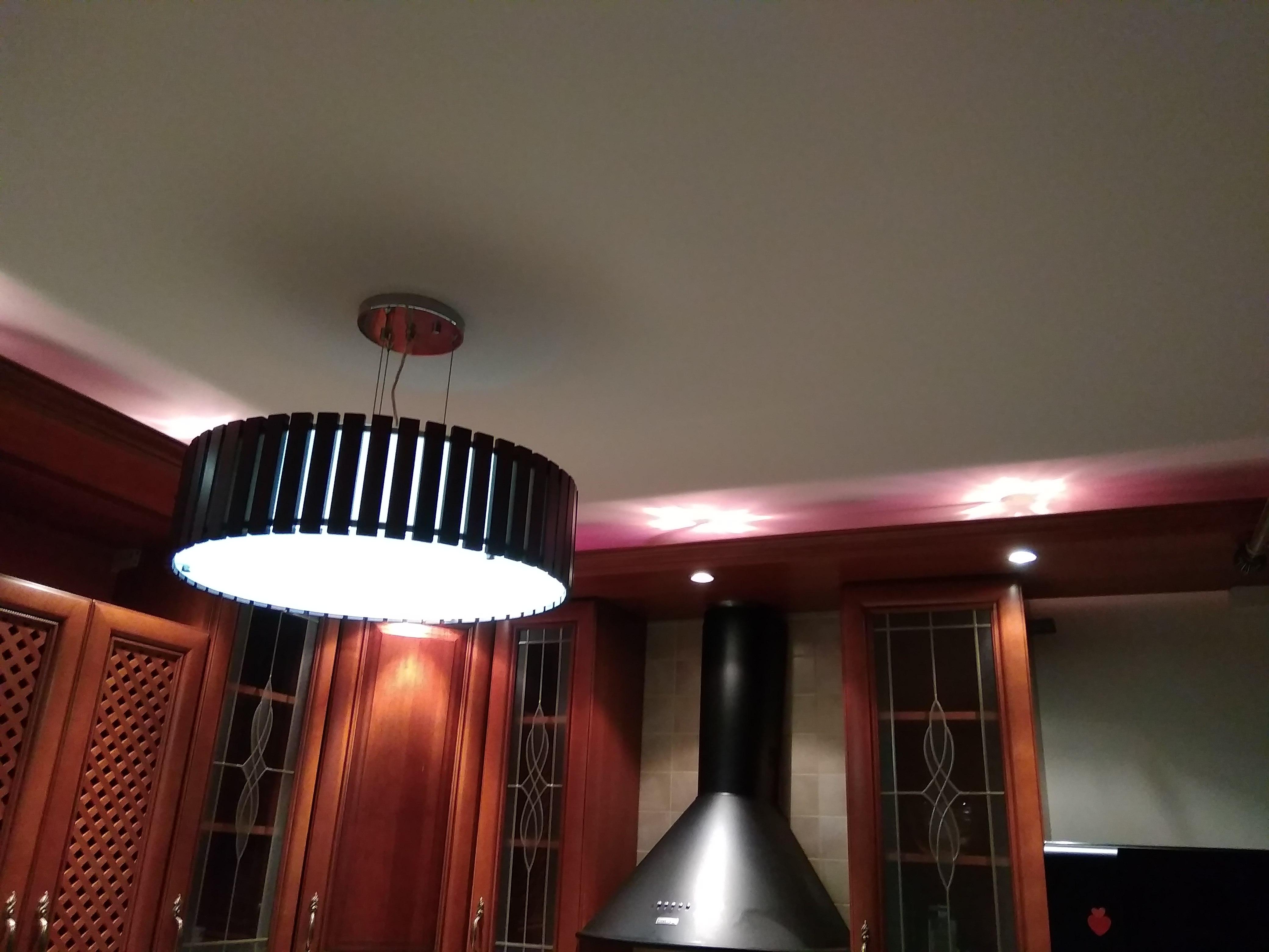 Фото Покраска потолка