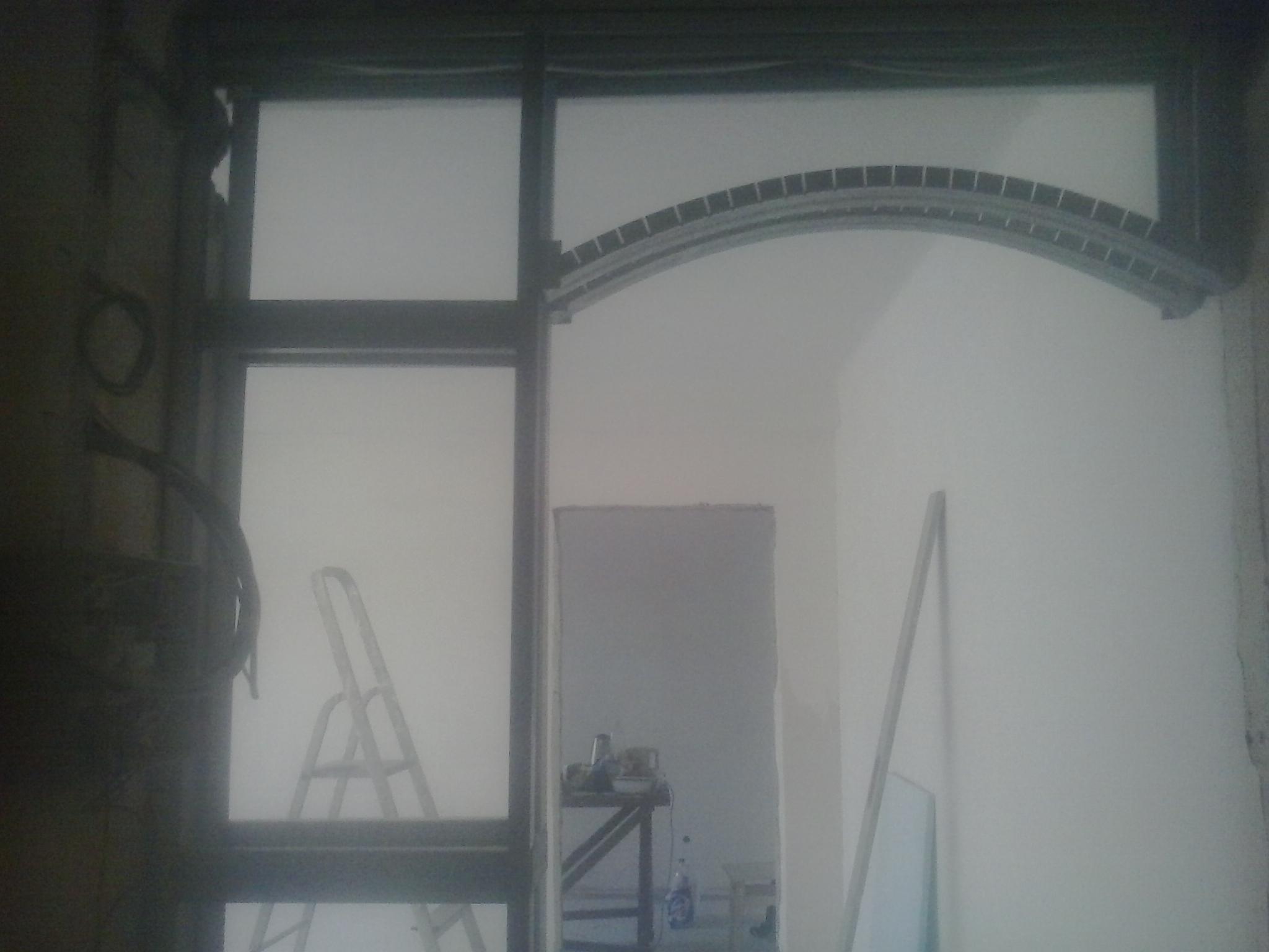 Фото Изготовление арочной группы с металлопрофиля