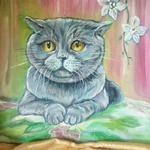 Помогу нарисовать портрет Вашего любимца