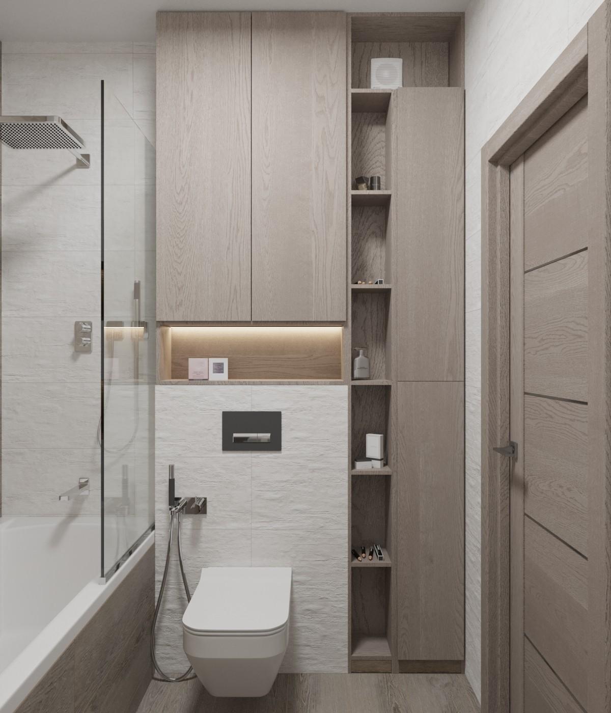 Фото Надаю послуги 3d візуалізації ванної кімнати 2