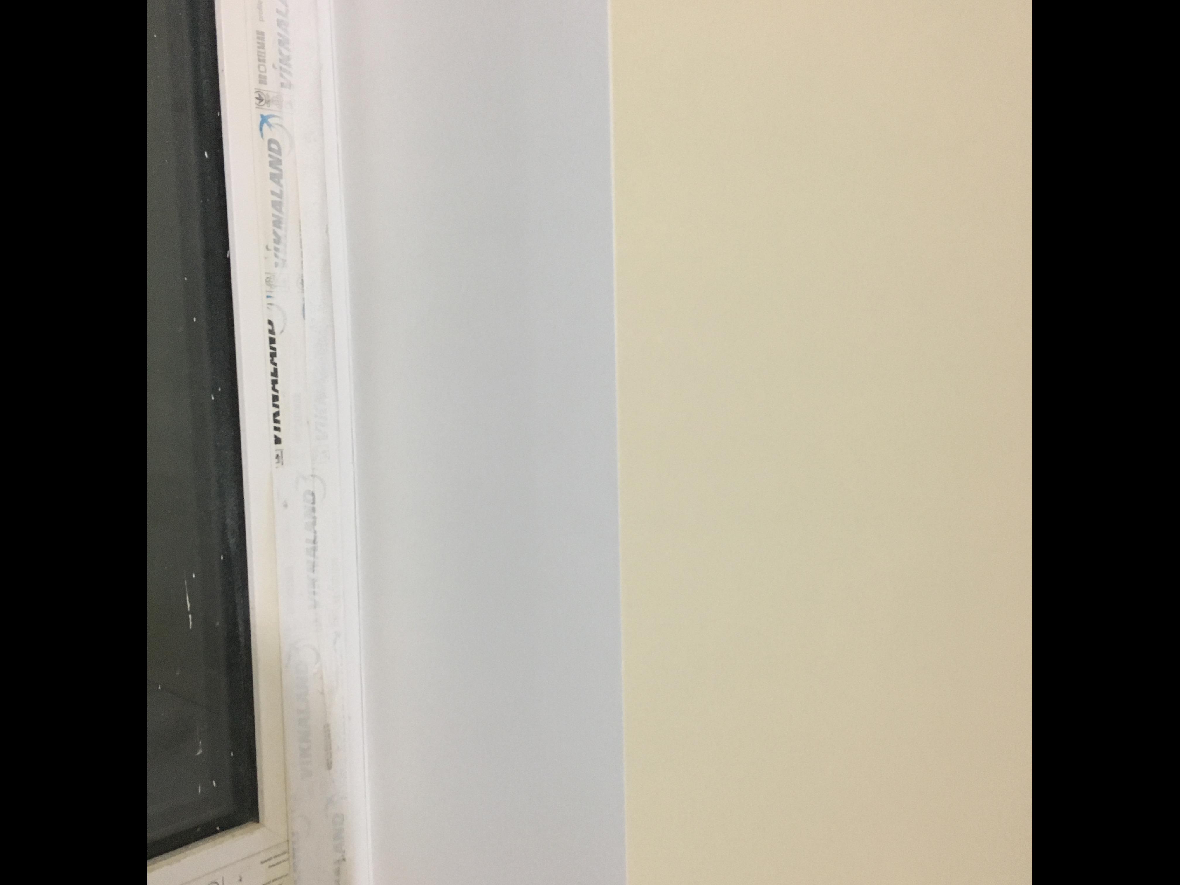 Фото Фарбування стель, стін, відкосів, багетів та молдінгів в 4 кв. будинку,  400м2 - 3дні (фарба OIKOS ULTRASATEN)