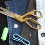 Ремонт и реставрация одежды в Харькове на Космической