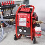 Прочистка и промывка систем отопления