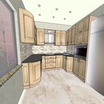 Визуализация ВАШЕЙ мебели в ПО Pro100
