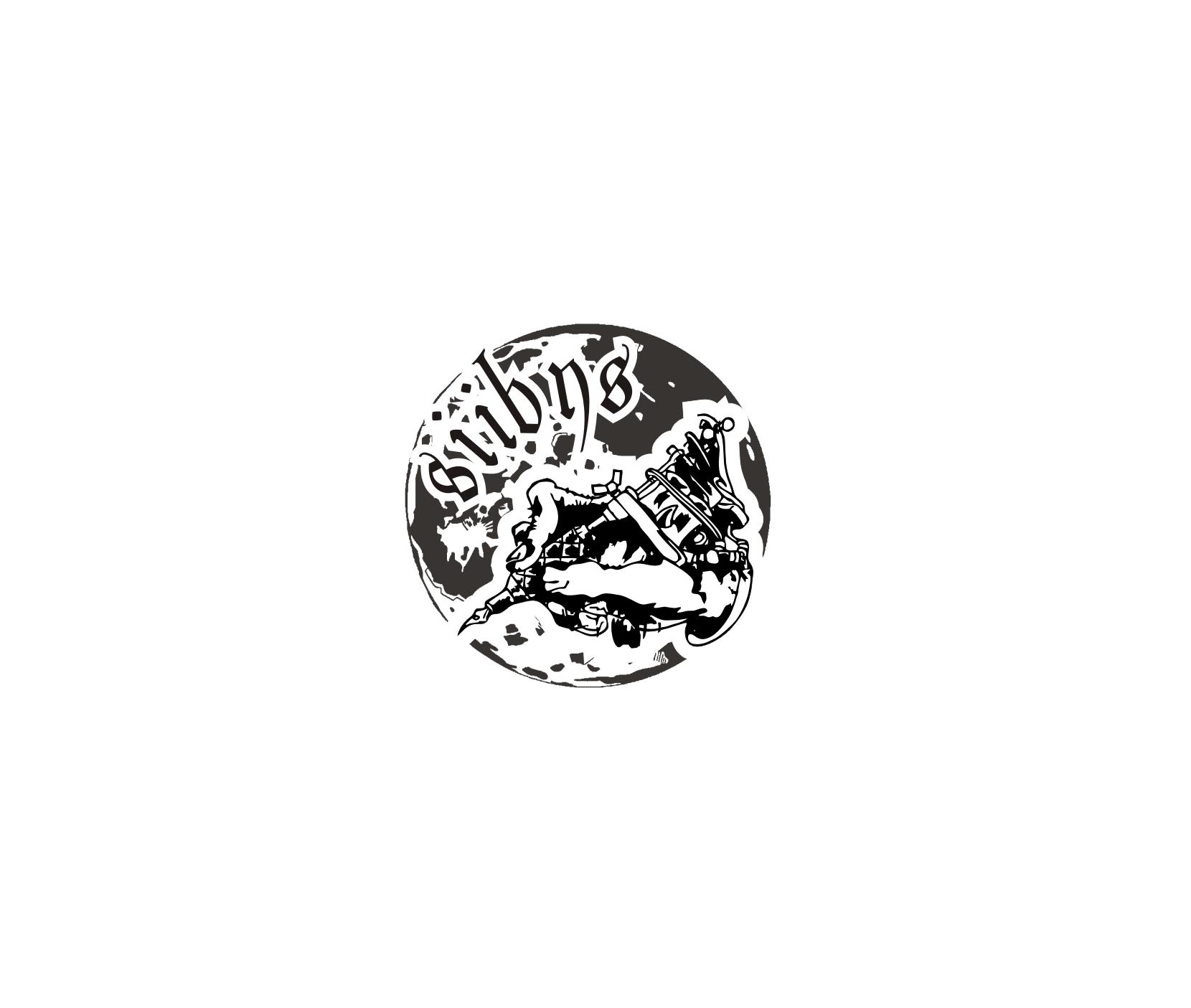Фото Тату салон. Логотип.