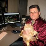 Биржевой трейдер подставит плечо в биржевой торговле