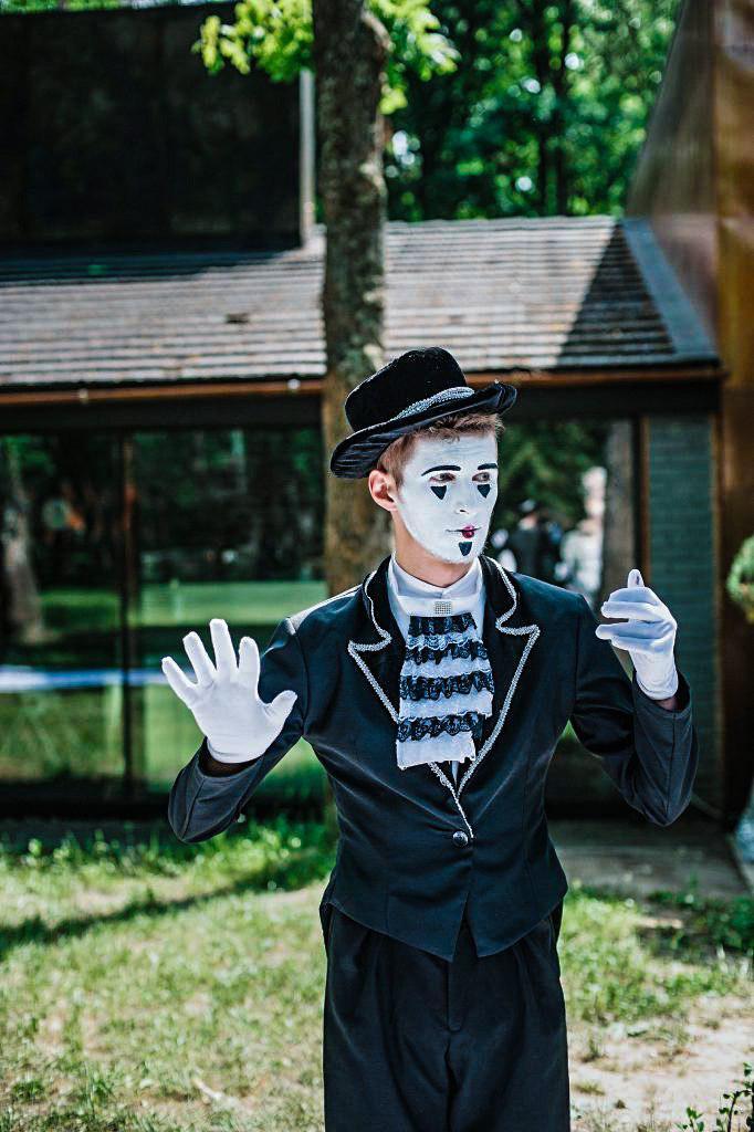 Фото Пантомим