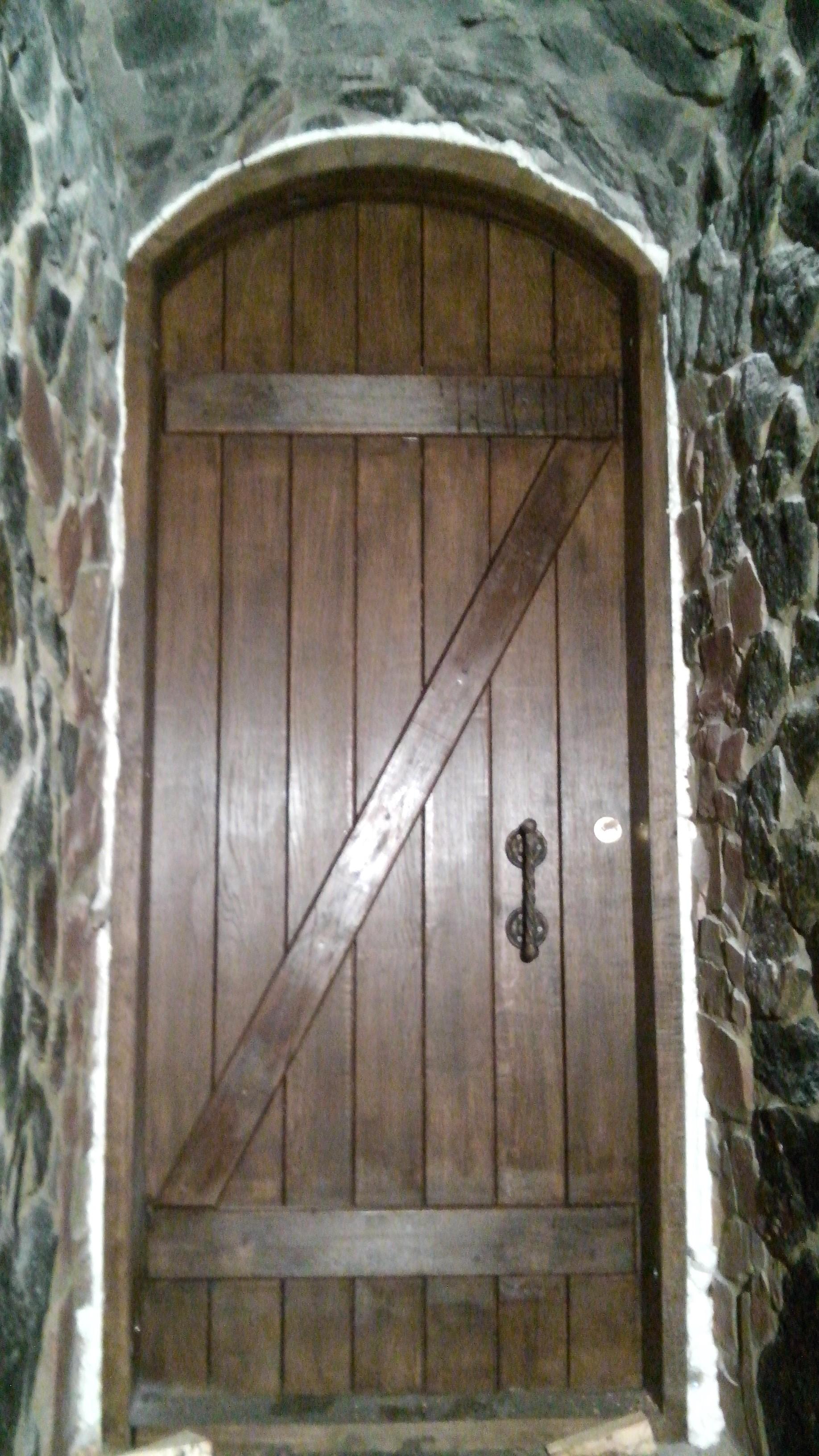Фото Изготовление дверей под старину. 3
