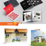 Разработка каталогов, проспектов, электронных презентаций