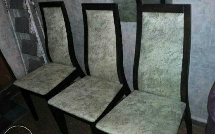 Фото Ремонт реставрация стульев, табуреток 2