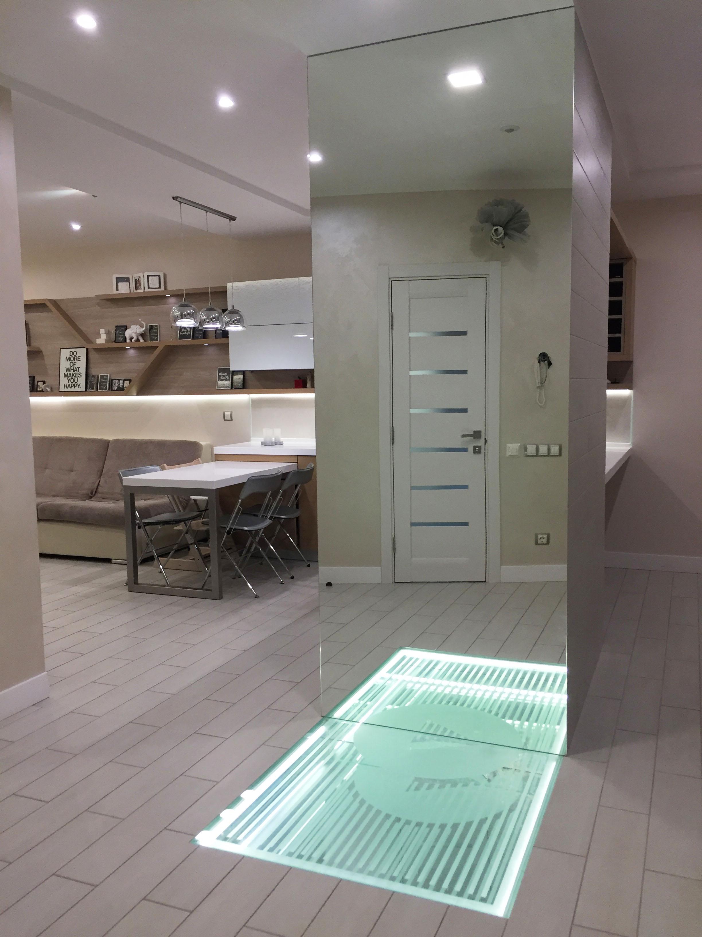 Фото Разработка дизайна интерьера, перепланировка помещения. 5