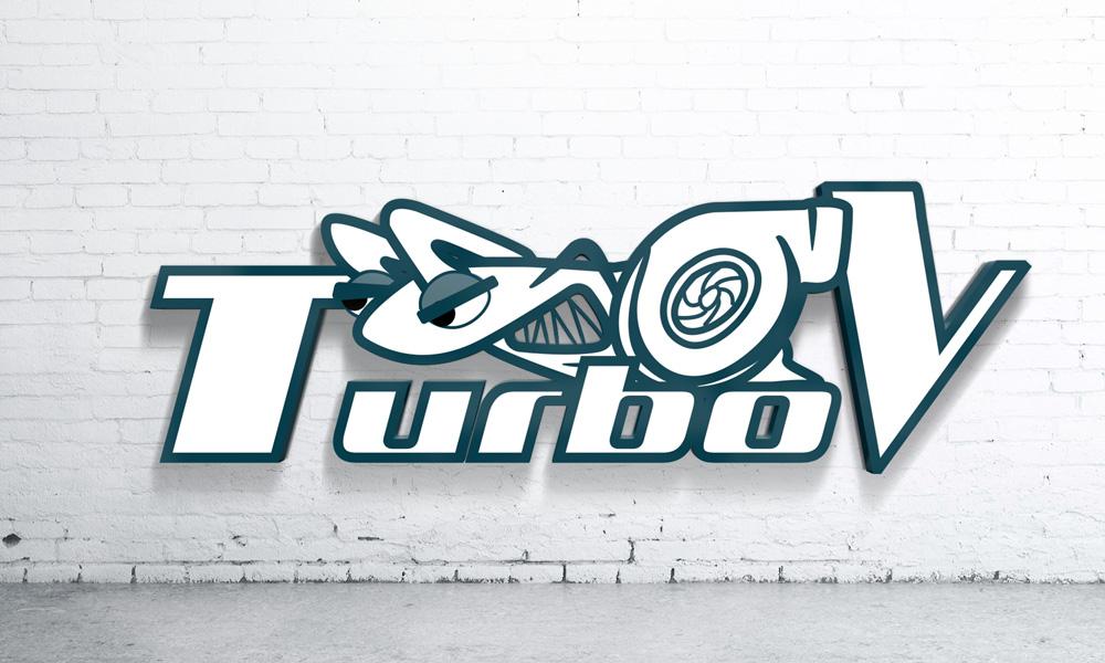 Фото Логотип компании по ремонту турбин