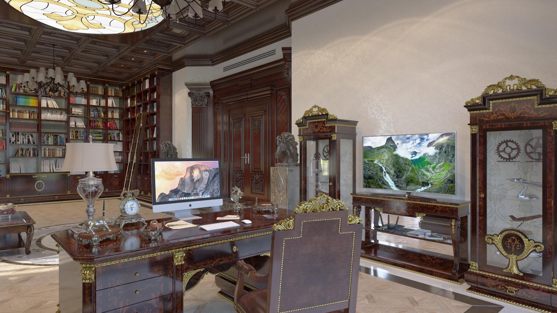 Фото 3D Визуализация от студии Home DESIGN. Доступные цены. 5