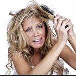 Снятие нарощеных волос
