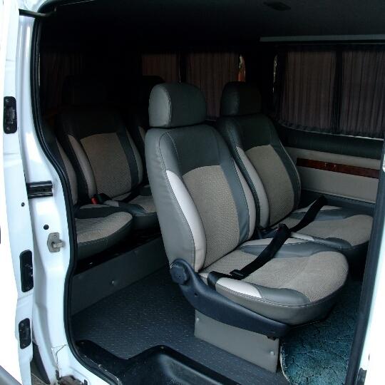 Фото окажу услуги водителя со своим микроавтобусом 7 мест 3
