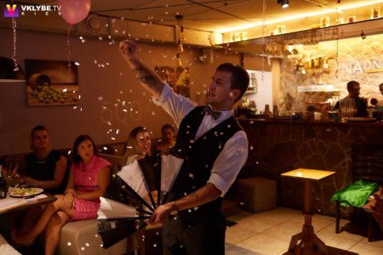 Фото фокусник иллюзионист на свадьбу,день рождения,корпоратив 5