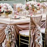 Изготовление на заказ и предоставление в аренду декора для свадьбы