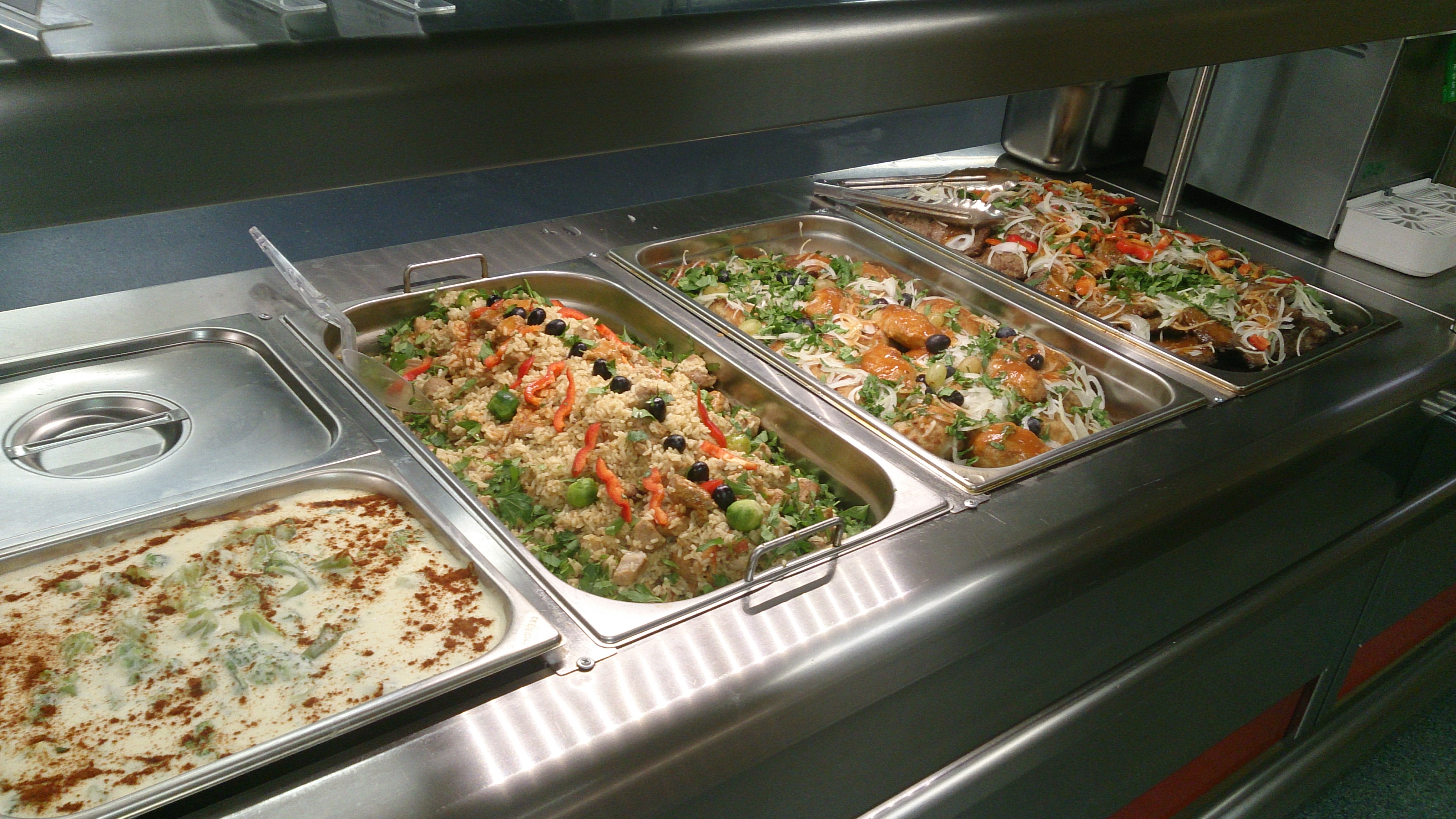 Фото приготовление блюд, с обучением поваров