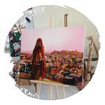 Картины, рисунки, плакаты, открытки и пр. на заказ