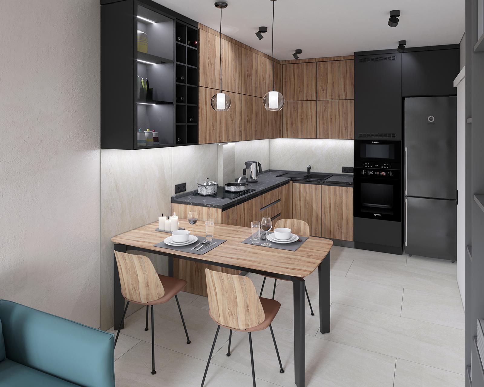 Фото Дизайн кухни