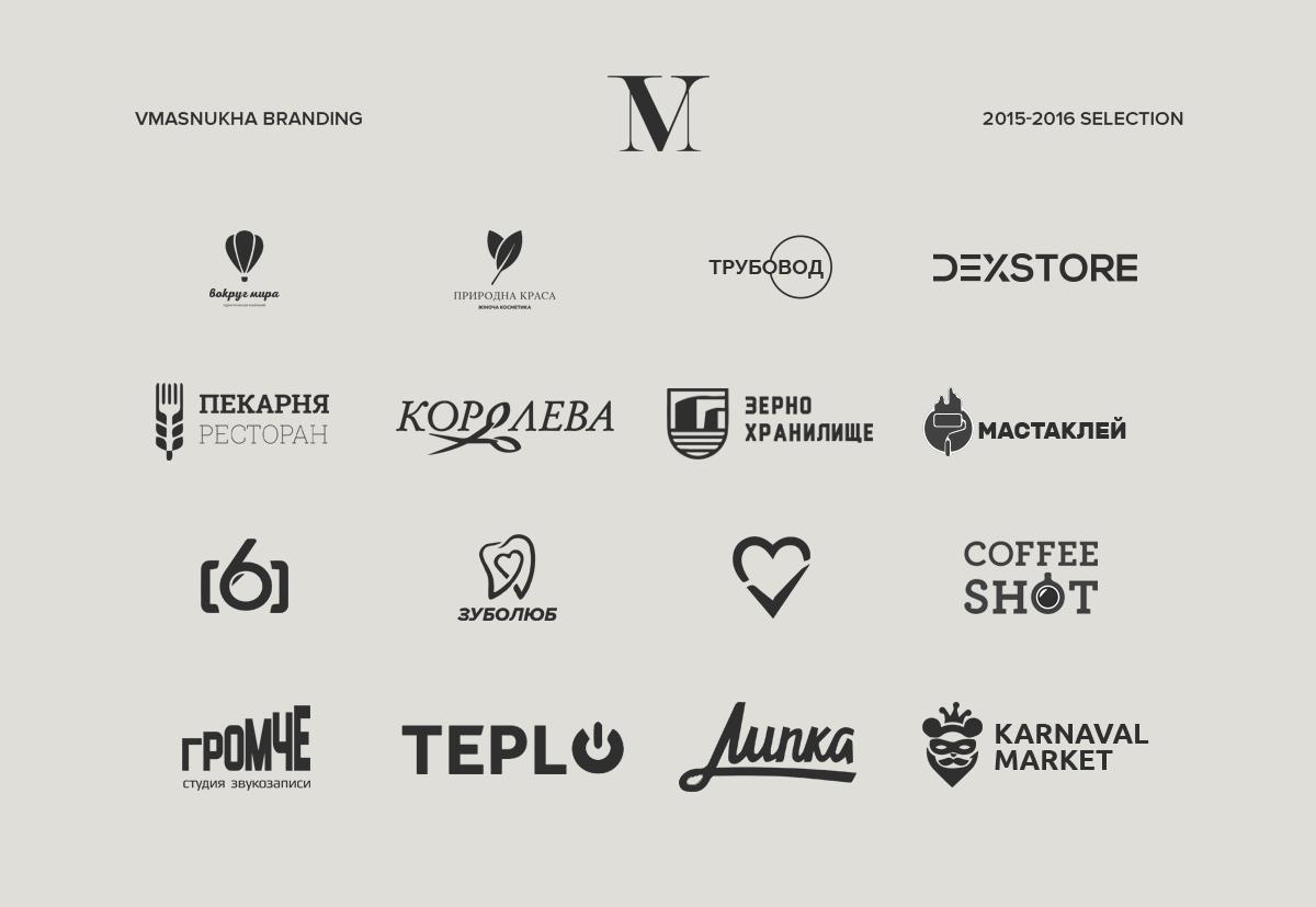 Фото Разработка логотипов