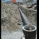 Монтаж канализации.
