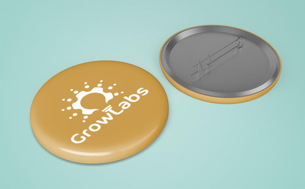 "Фото Разработка логотипа для компании ""CrowLabs"""