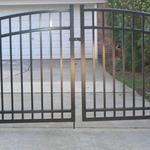 Сварные заборы, ворота, калитки