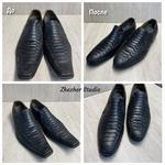 Изменение формы носка
