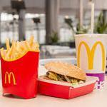 Курьерская доставка по г. Днепр McDonald's