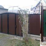 Изготовление и установка ворот и заборов