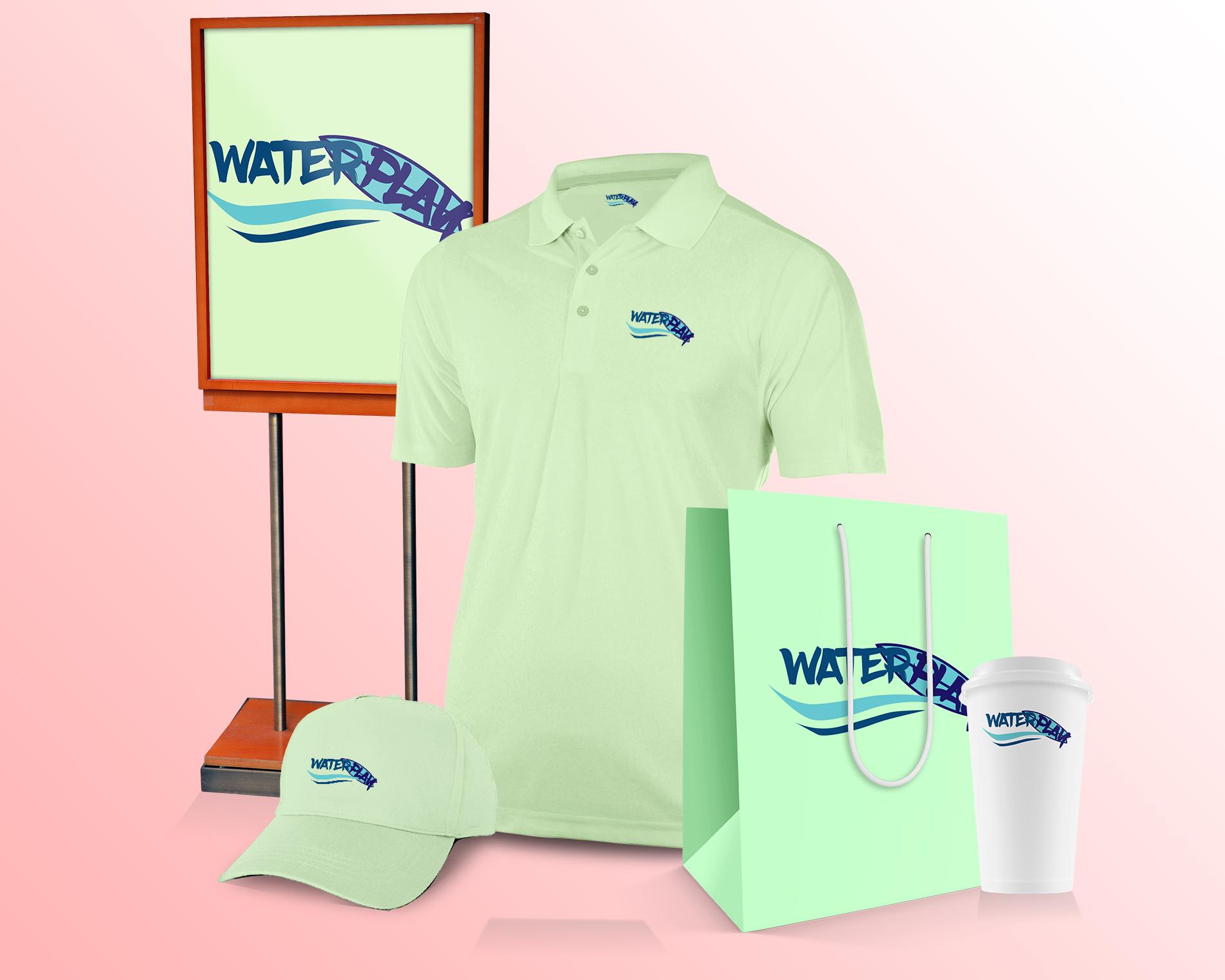 Фото Разработка логотипа для компании водных видов спорта