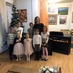Фортепиано для малышей с 4 лет
