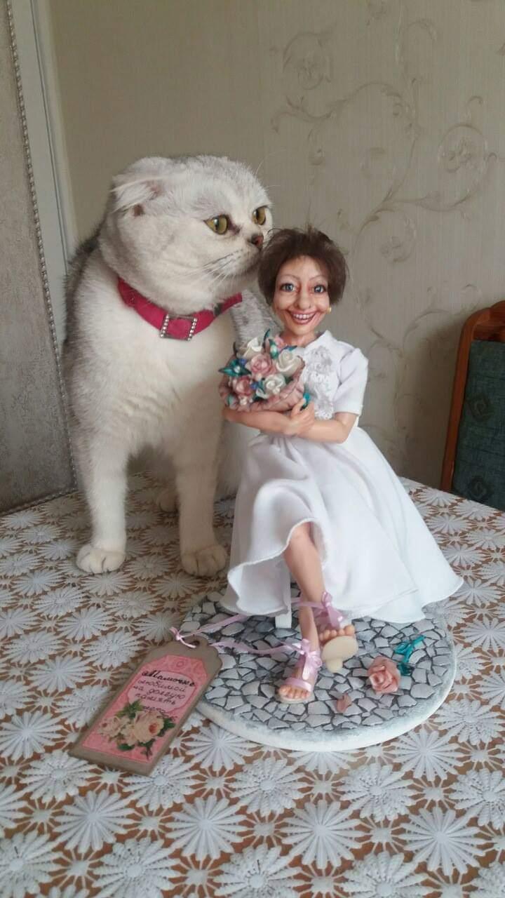 Фото Портретные куклы под заказ 2