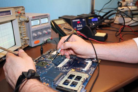 Фото Ремонт комплектующих компьютеров и ноутбуков.  1