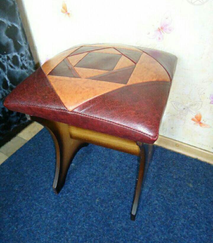 Фото Ремонт реставрация стульев, табуреток 3